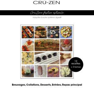 Ebook estival : Cruzine thématique